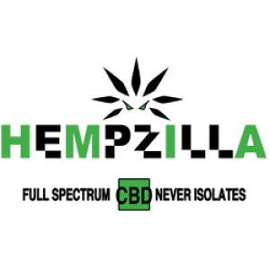 Hempzilla CBD logo